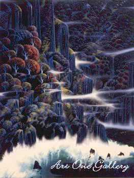 Eyvind Earle - Ocean-Cliffs.jpg
