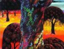 Eyvind Earle-Fire-Magic